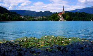 Walking Slovenia's Lakes and Mountains