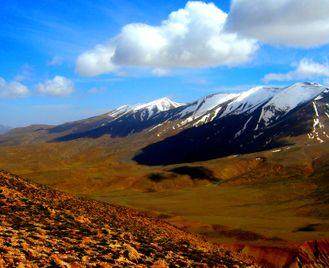 Kingdom of the Berbers - Mount Mgoun