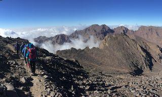 One Week Mount Toubkal Trek
