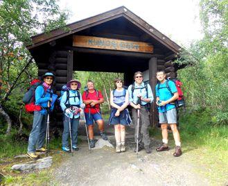 Kungsleden Trek - The Kings Trail of Sweden
