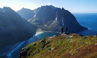 Lofoten Islands- Moskenesoya & Flakstadoya