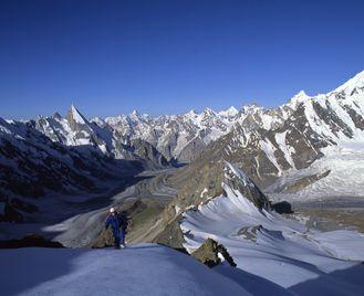 Gondogoro Peak and the Hushe Valley