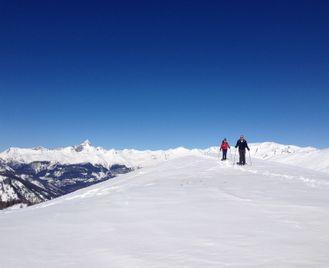 Queyras Snowshoe Winter Paradise