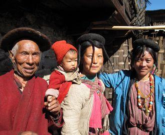 East Bhutan - Merak and Sakteng Trek