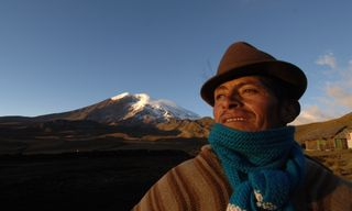 Walking the Volcanoes of Ecuador