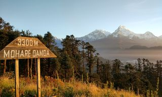 Beyond the Annapurnas - Family Nepal Trek