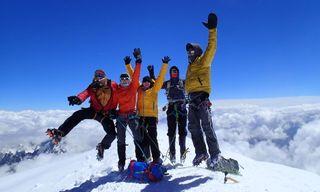 Climb Mont Blanc