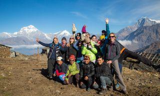 Hidden Annapurnas - Khopra Ridge Trek