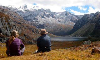 Sikkim - Tosha Lake Trek
