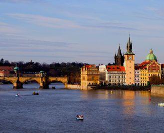 Walking Bohemian Trails - Krakow to Prague