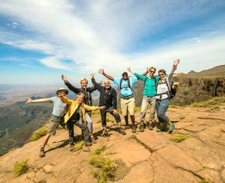 Walking South Africa