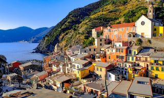 Self-Guided Walking on the Cinque Terre