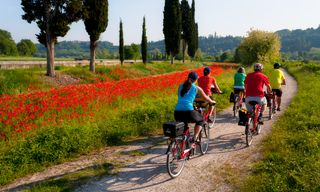 Self-Guided Cycling Bolzano to Venice