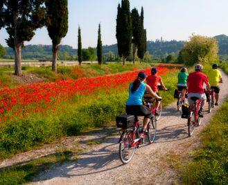 Self-Guided Cycling Bolzano to Venice