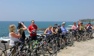 Backwaters and Beaches of Kerala Cycle Tour