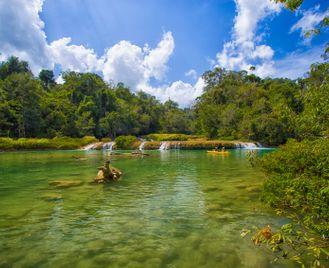 Jungle to Atoll Adventure