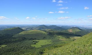 Walks and Wine in the Auvergne