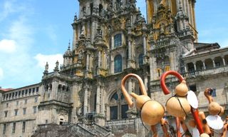 Self-Guided Camino: The Portuguese Way- 1 Week