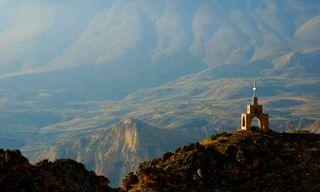 Mountain Trails of Lebanon