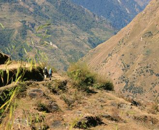 Nepal Middle Hills Trek – From the Arun River to the Dudh Kosi