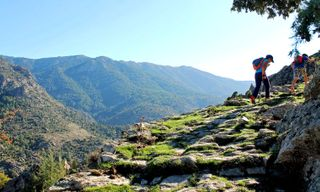 Self-Guided Walking on Corsica