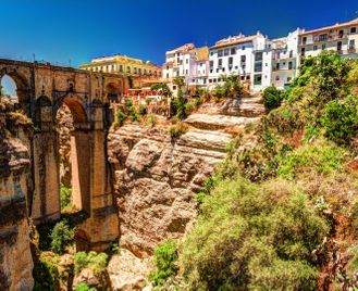 Ronda and the White Villages of Andalucia