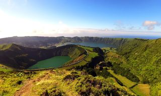 Self-Guided Walking on the Azores
