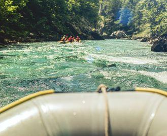Descent of the Rio Tambopata