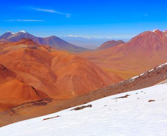Volcanic Summits of Chile
