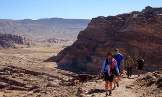 Jordan's Hidden Trails