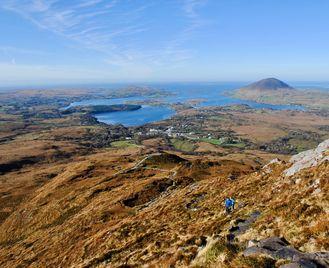 Hiking Ireland's National Parks
