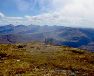 Hiking the Mountains of Connemara and Mayo