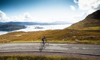 Scotland Road Cycling Coast to Coast