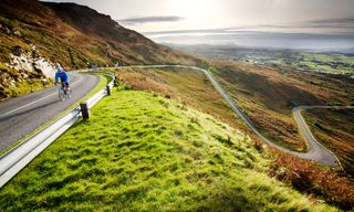 Cycling - Donegal From Cliffs to Coast