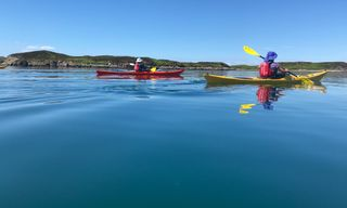 Sea-Kayaking - The Summer Isles