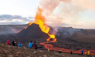 Volcanic Iceland - Fagradalsfjall Eruption Special
