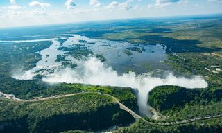 Cape Town & Victoria Falls - 10 Days From £2149