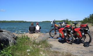 Cycle from Helsinki to wilderness