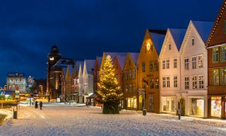 Norwegian Christmas market break Oslo, Flam and Bergen