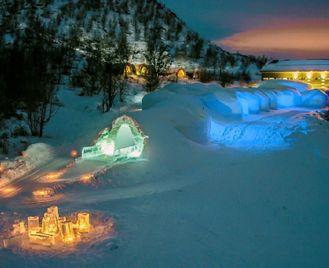 Romantic escape to Kirkenes Northern Norway