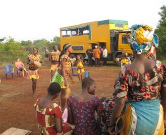 Uk To Nairobi (31 Weeks) Trans Africa