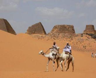 Nairobi To Cairo (9 Weeks) Nile Trans