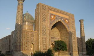Bishkek To Istanbul (9 Weeks) The 'Stans, Iran & Turkey