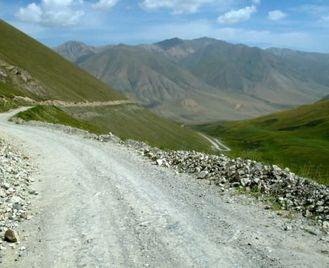 Bishkek To Istanbul (11 Weeks) Kyrgyzstan,  Iran,The 'Stans & Turkey
