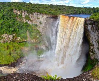 Rio To Quito Via The Guianas (15 Weeks) Trans South America