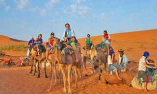 Marrakech To Essaouira (5 Days) Morocco Express