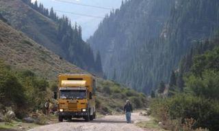 Tbilisi To Bishkek (8 Weeks) Caucasus To Kyrgyzstan