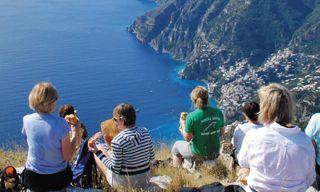 Walking in Italy: The Amalfi Coast