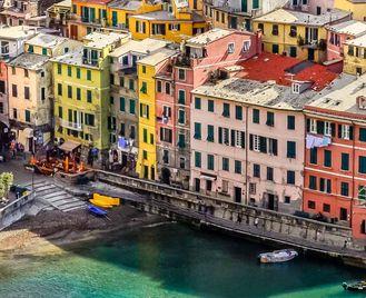Walking in Italy: The Cinque Terre