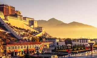 Tibet's Shoton Festival - Limited Edition